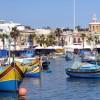 Persi nei colori dell'arcipelago maltese