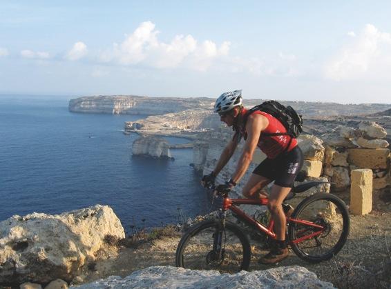In bicicletta a Malta e Gozo!