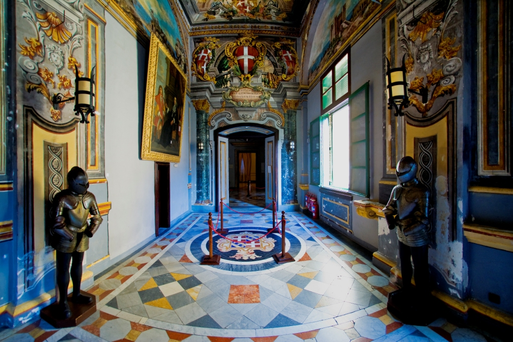 Visita guidata a Grand Master's Palace a Valletta