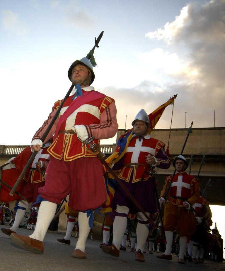 Rievocazioni storiche a Malta, un tuffo nella storia dell'arcipelago