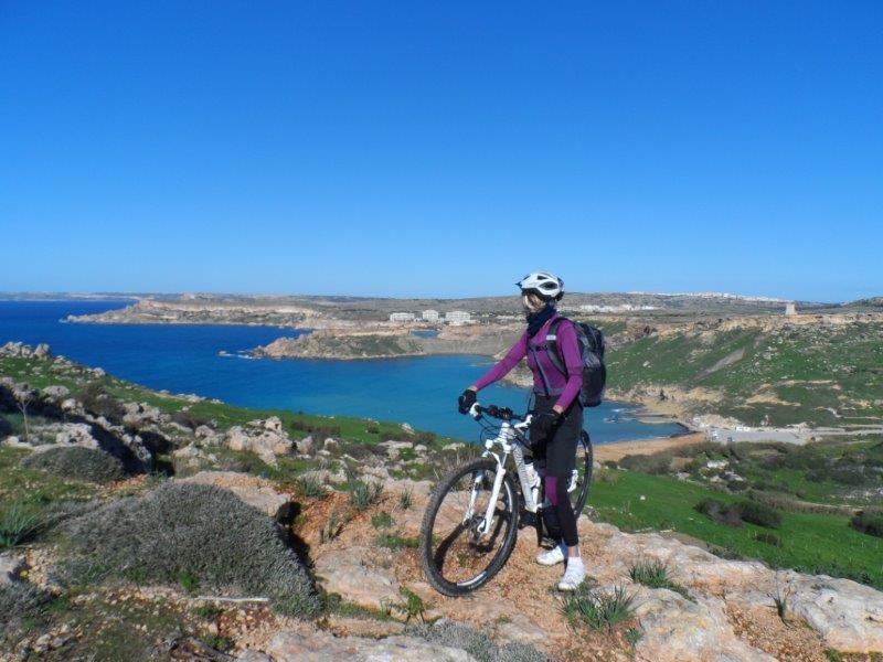 Malta in bicicletta: il racconto di Raffaella e Fabio (e Riccardo)