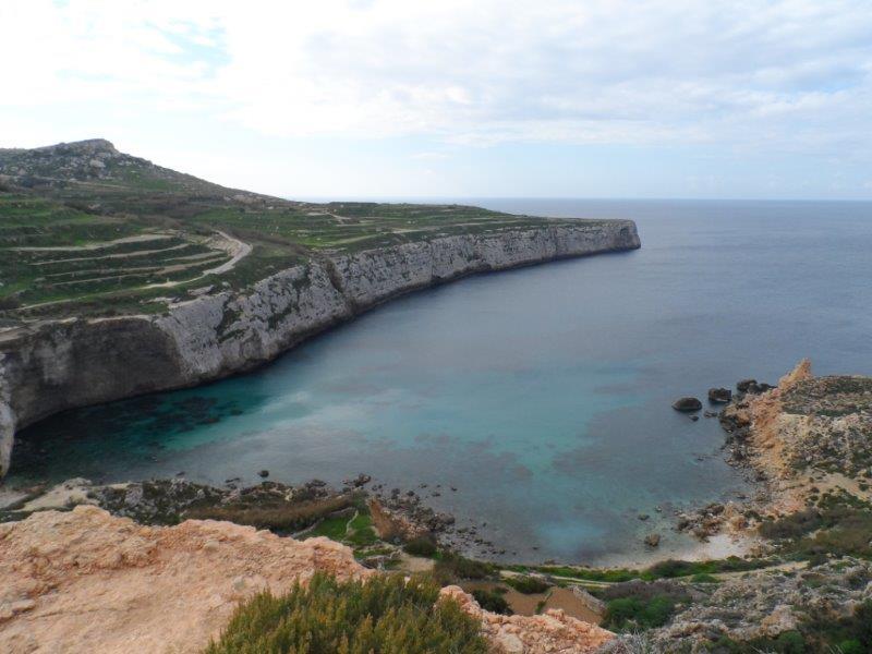 Malta in bicicletta, racconto di viaggio