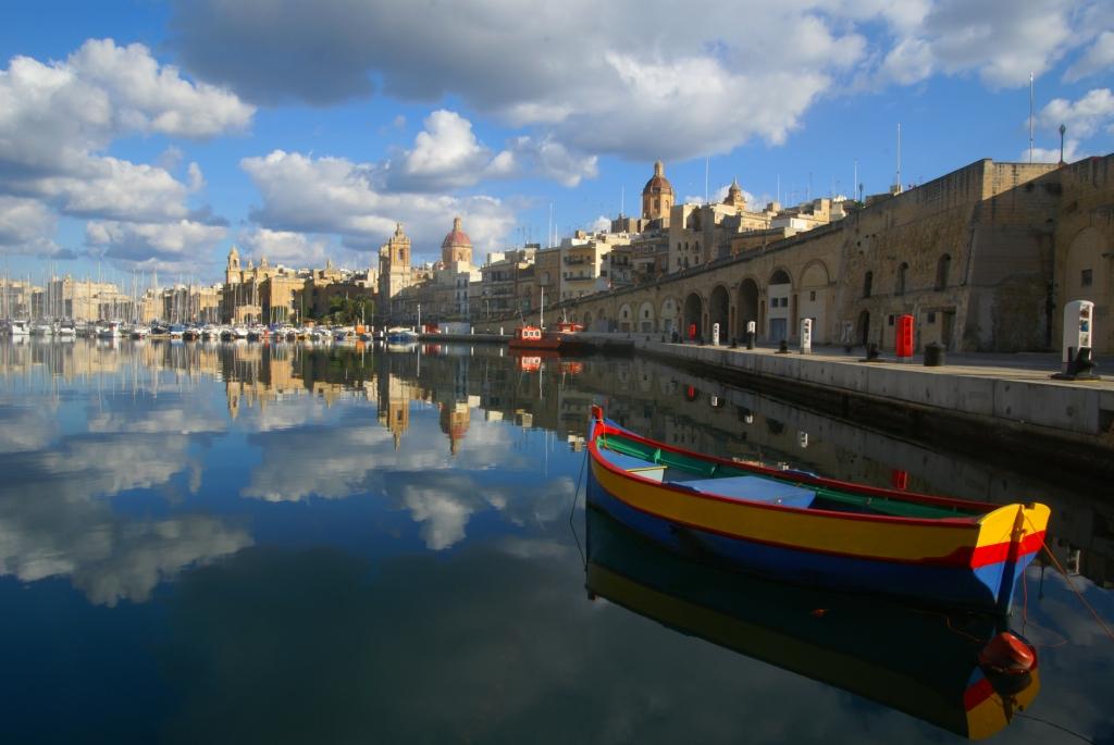 I luzzi, il simbolo della pesca di Malta