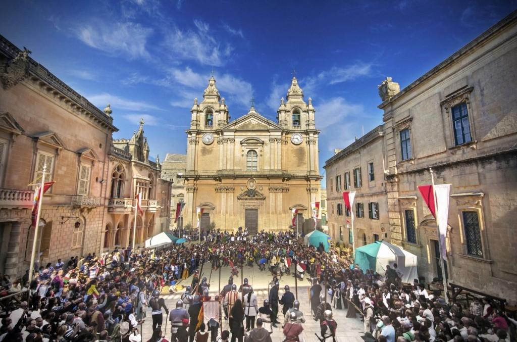 Medieval Mdina Festival, cultura di Malta