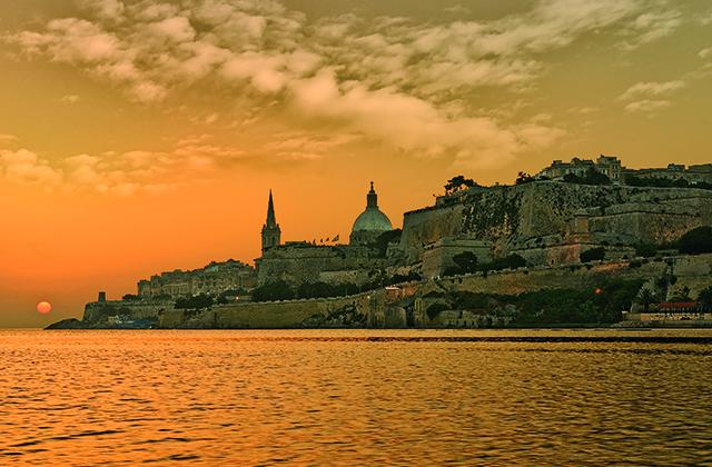 Valletta, Malta, European Best Destinations, ente del turismo di Malta