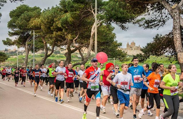 Vodafone Malta Marathon 2016, le iscrizioni sono aperte