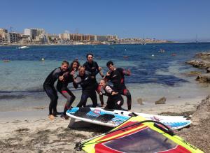 surfing malta 2
