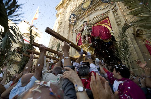 Festa di Santa Maria, un ferragosto di fede a Malta