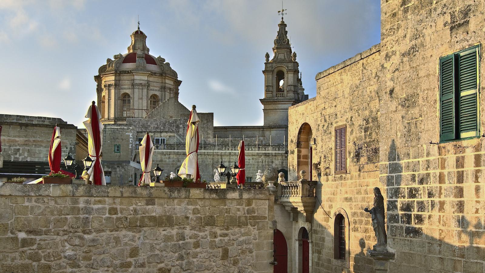 Autunno a Malta