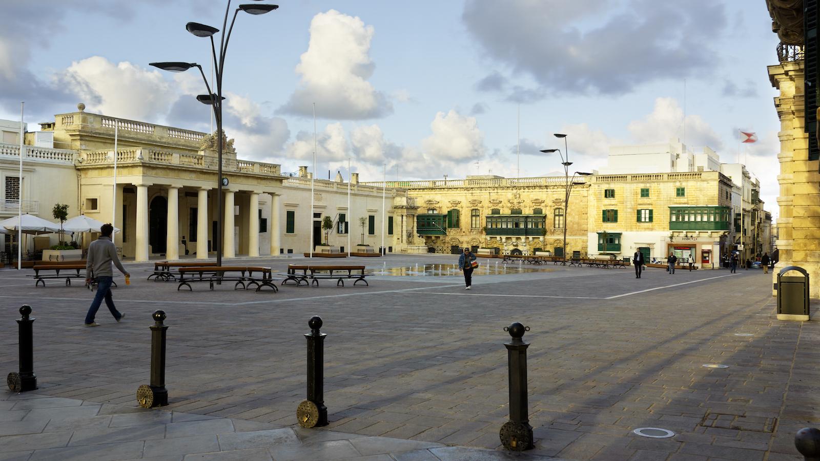 webcam a Malta