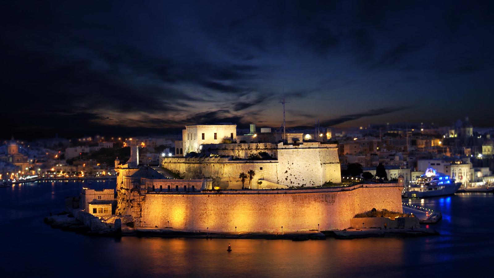 Riapre al pubblico Fort St. Angelo, capolavoro nel cuore del Grand Harbour