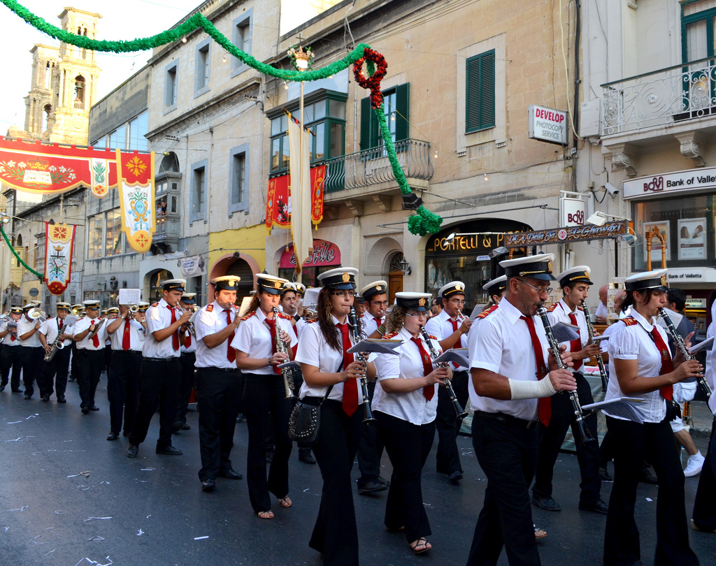 malta band club