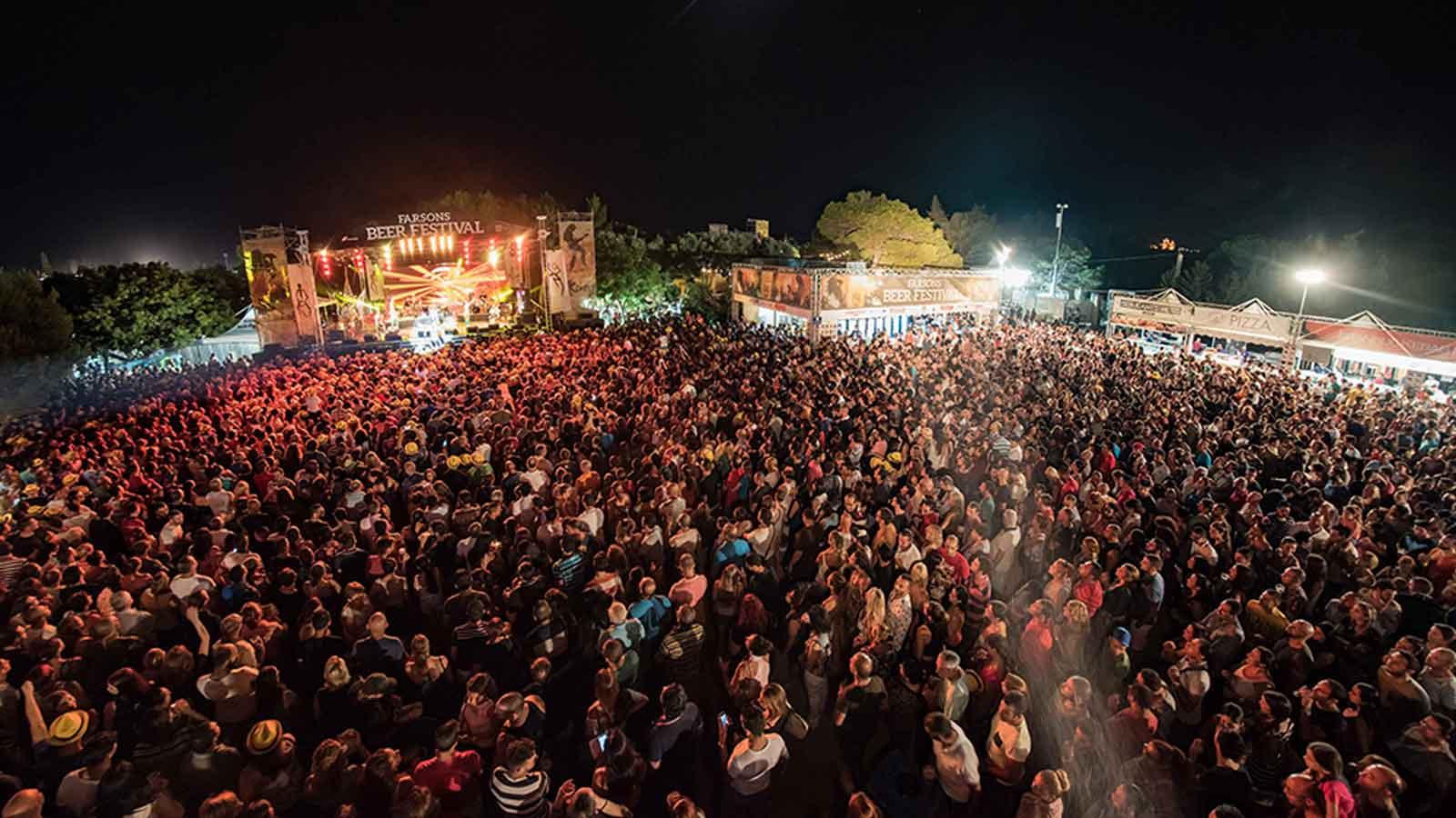 farson beer festival