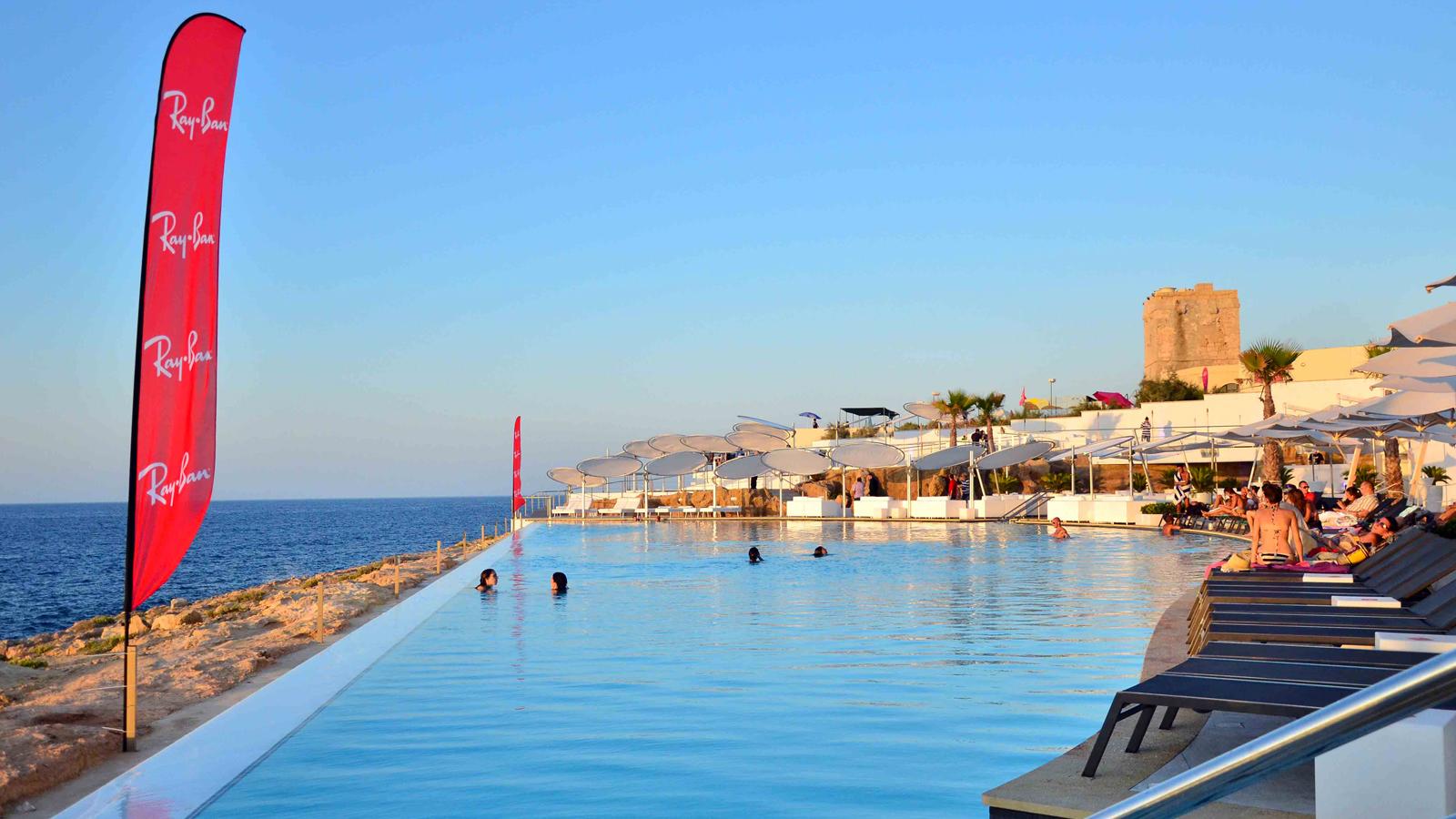 Non solo mare, ecco le piscine di Malta più spettacolari!