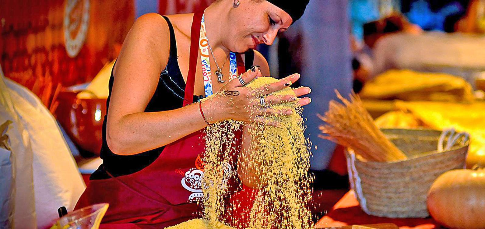 Malta al Cous Cous Fest di San Vito lo Capo