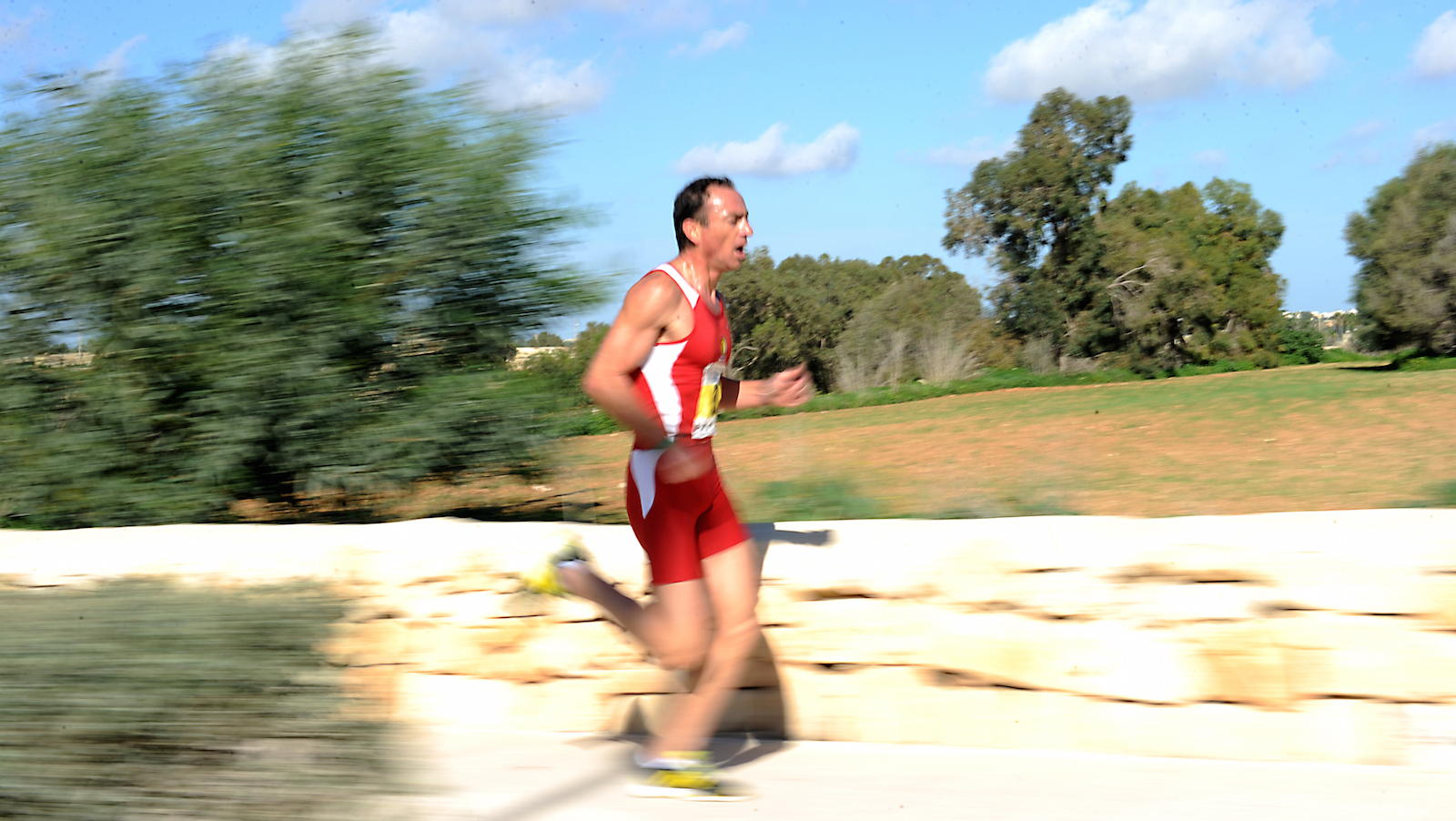 Fit On Olive Trails, correre a Malta tra ulivi millenari