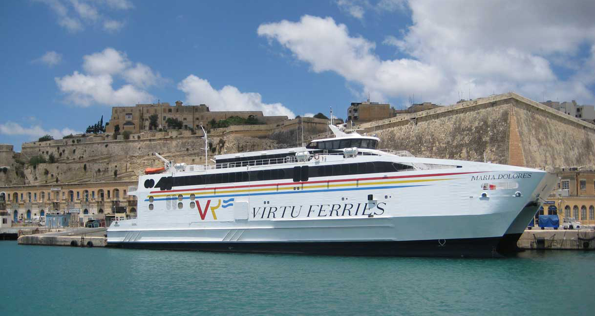 Virtu-Ferries-Malta